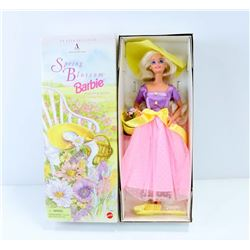AVON EXCLUSIVE SPRING BLOSSOM BARBIE