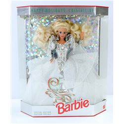 HAPPY HOLIDAYS CRISTALLINE BARBIE