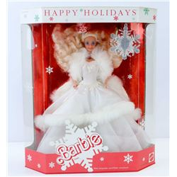 HAPPY HOLIDAYS SPECIAL EDITION 1989 BARBIE