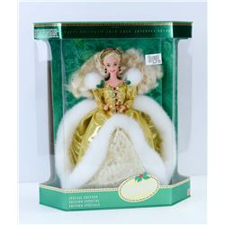 HAPPY HOLIDAYS GRAN GALA BARBIE