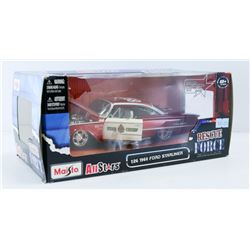 MAISTO RESCUE FORCE ALL STARS 1960 FORD STARLINER