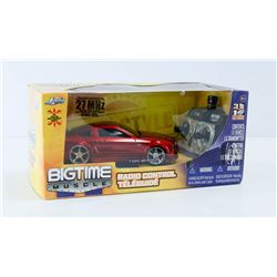 BIGTIME MUSCLE RADIO CONTROL FORD MUSTANG GT.