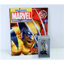 WOLVERINE HAND PAINTED OFFICIAL COLLECTORS EDITION