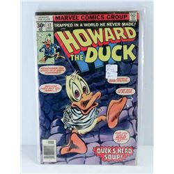 MARVEL HOWARD THE DUCK ISSUE #12 COMIC BOOK,