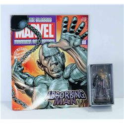 ABSORBING MAN HAND PAINTED OFFICIAL COLLECTORS