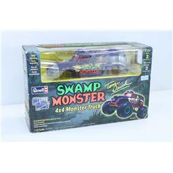 REVELL SWAMP MONSTER 4X4 MONSTER TRUCK MODEL