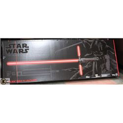 STAR WARS KYLO REN LIGHT SABER.