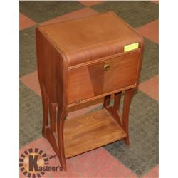 "SMOKER STAND 24"" TALL X 11"" DEEP X 14"" WIDE"