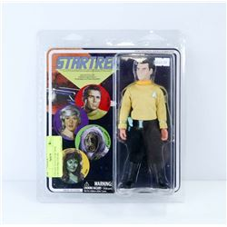 VINTAGE STYLE STAR TREK CAPTAIN PIKE FIGURE.
