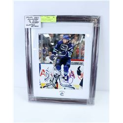 DANIEL SEDIN  GUARANTEED AUTHENTIC AUTOGRAPH