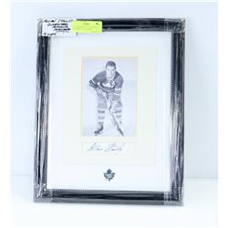 ALLAN STANLEY GUARANTEED AUTHENTIC AUTOGRAPH