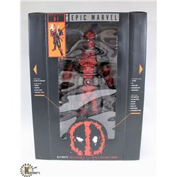 ULTIMATE EPIC MARVEL DEADPOOL NUMBER 1 MERC WITH A