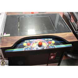 CHOP LIFTER VIDEO ARCADE GAME, WORKING WITH KEY,