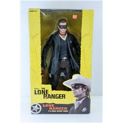 THE LONE RANGER 1:4 SCALE ACTION FIGURE.
