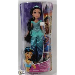DISNEY PRINCESS ROYAL SHIMMER DOLL.