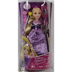 DISNEY PRINCESS RAPUNZEL'S LONG LOCKS DOLL.