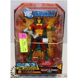 DC UNIVERSE MR MIRACLE FIGURE.