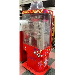 GUMBALL COASTER GUMBALL MACHINE