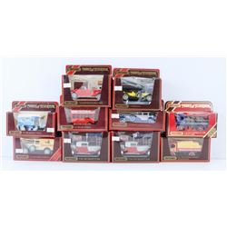 FLAT OF MATCHBOX COLLECTIBLE DIE CASTS.