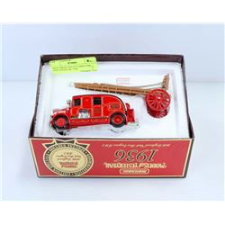MATCHBOX 1936 LEYLAND 'CUB' FIVE ENGINE JK-7 DIE