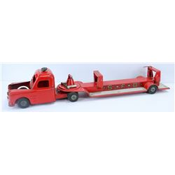 1940'S / 50'S  STRUCTO TOY FIRE ENGINE FOR RESTORE