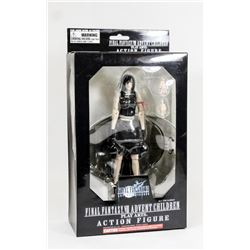 FINAL FANTASY VII PLAY ARTS TIFA LOCKHART ACTION