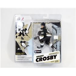 PITTSBURGH PENGUINS CROSBY ACTION FIGURE.