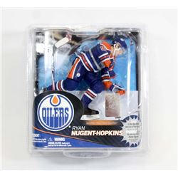 EDMONTON OILERS NUGENT HOPKINS ACTION FIGURE.