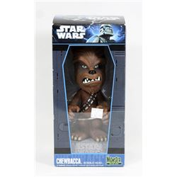 STAR WARS CHEWBACCA MONSTER MASH UP BOBBLE HEAD.