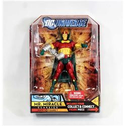 DC UNIVERSE MR. MIRACLE ACTION FIGURE.