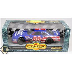 1:18 SCALE NASCAR AMERICAN MUSCLE DIE CAST FORD