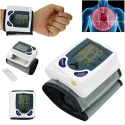 NEW ELECTRONIC BLOOD PRESSURE MONITOR