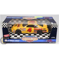 KODAK MONTE CARLO 1:18 SCALE DIE CAST NASCAR BY