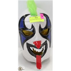 COLLECTIBLE WRESTLING MASK.