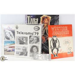 MUSIC/CONCERT COLLECTION: TINA TURNER, PRIVATE