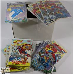 PAWN SHOP BOX OF ASSORTED COMICS ON CHOICE