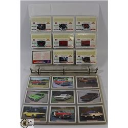 1992 MUSCLE CAR CARD SET - MISSING #99.