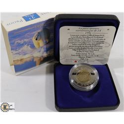CANADIAN RCM 1996 $2 PROOF COIN