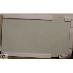 STORE DISPLAY WHITE BOARD WITH MAGNET AND