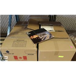 PALLET OF 11 BOXES OF ASSORTED RECORDS