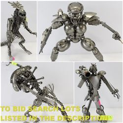 FEATURED METAL ART FIGURES