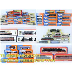 FEATURED HO SCALE TRAINS AND ENGINES