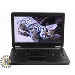 DELL LATITUDE 7250 ULTRABOOK i5 25GB SSD/8GB RAM