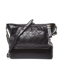 Chanel Calfskin Hobo Bag