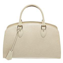 Louis Vuitton Epi Leather Satchel Bag