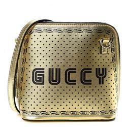 Gucci Calfskin Shoulder Bag