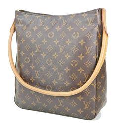 Louis Vuitton Monogram Shoulder Tote