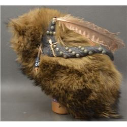 OSAGE INDIAN HAT