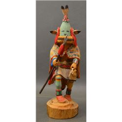 HOPI INDIAN KACHINA (SILAS ROY)