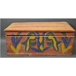 MEXICAN WOODEN BOX